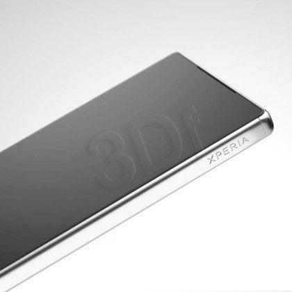 "Smartphone Sony Xperia Z5 Premium (E6853) 32GB 4K 5,5"" Chrome LTE"