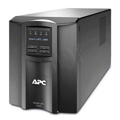 APC SMART UPS 1000VA LCD 230 V SMT1000I