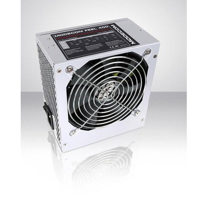 ZASILACZ MODECOM FEEL 400 120mm FAN
