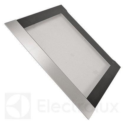 Zewnętrzna szyba drzwi piekarnika ze stali nierdzewnej — 591,5 x 470mm (5611824300)