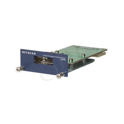 NETGEAR [ AX742 ] Moduł do Switcha ProSafe 24 Gigabit Stacking Kit