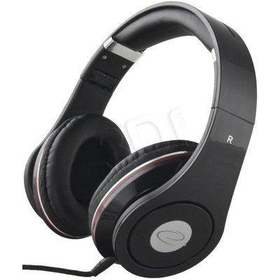 Słuchawki nauszne Esperanza RENELL EH141K (Czarny)