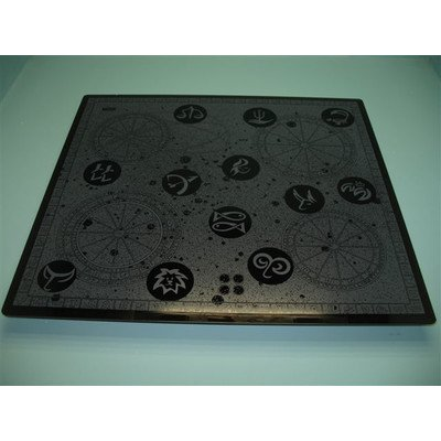 Płyta ceramiczna PBF4V*13.34/Zsprężyny (9030067)