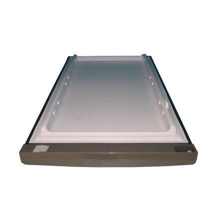Drzwi chłodziarki srebrne (1033576)
