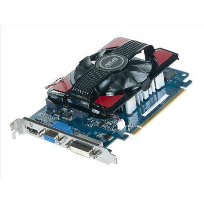 ASUS GeForce GT 730 2048MB DDR3/128bit DVI/HDMI PCI-E (700/1800)