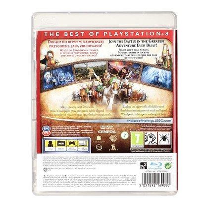 Gra PS3 Lego Władca Pierścieni ESS