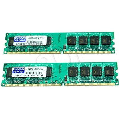 GOODRAM DDR2 4096MB PC800 DUAL 2 x 2048 CL5