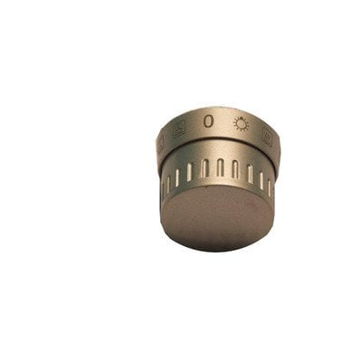 Pokrętło scandium 10609 inox (9050637)