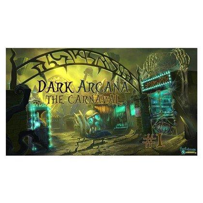 Gra PC Mroczne Arkana: Carnival (klucz do pobrania)