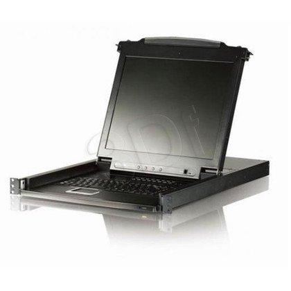 "ATEN CL-1000MA KVM Konsola LCD 17"" + kl+touchpad"