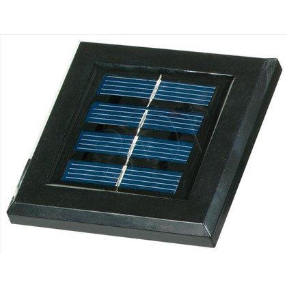 Lampki choinkowe solarne AJE-100LSolar light CW/IP44 b.zimny
