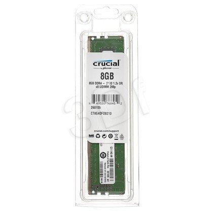 Crucial DDR4 UDIMM 8GB 2133MT/s (1x8GB) CT8G4DFD8213