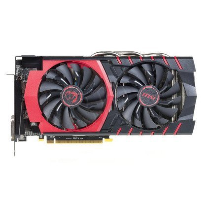 MSI AMD Radeon R9 380 4096MB DDR5/256bit DVI/HDMI/DP PCI-E (1000/5800) (wer. OC - Gaming)