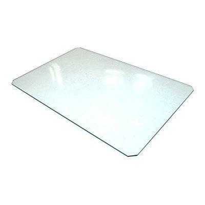 Półka szklana nad pojemnik na warzywa L=499x323x4 (C00075587)