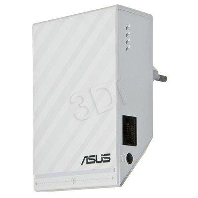 Asus RP-N14 - Wzmacniacz sygnału z bezprzewodowym modułem N300