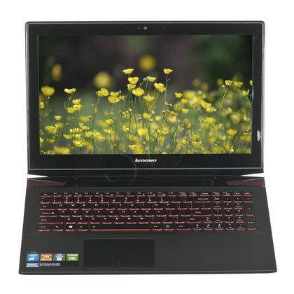 """LENOVO Y50-70 i7-4720HQ 16GB 15,6"""" FHD 1000+8GB HD4600 GTX 960M Win10 Czarny 59-445848 1Y"""