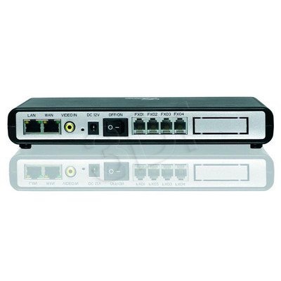 ADAPTER VOIP GRANDSTREAM GXW4104 (4xFXO)
