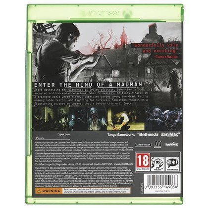 Gra Xbox ONE The Evil Within