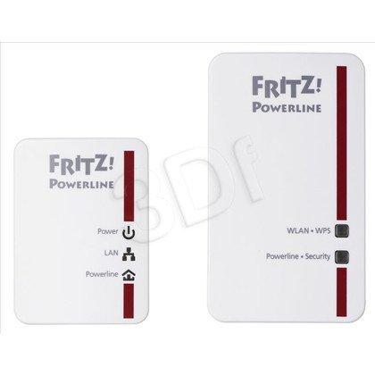 AVM Fritz 540E Powerline 500Mb/s 2szt. 2x100Mb/s
