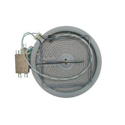 Płytka grzejna ceramiczna 145S 1200W 230V (8015207)