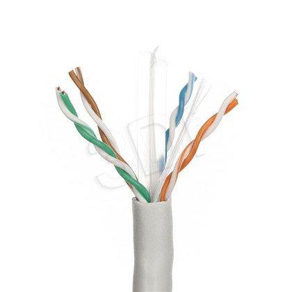 ALANTEC kabel UTP kat.6 PVC KIU6PVC500 500m szary