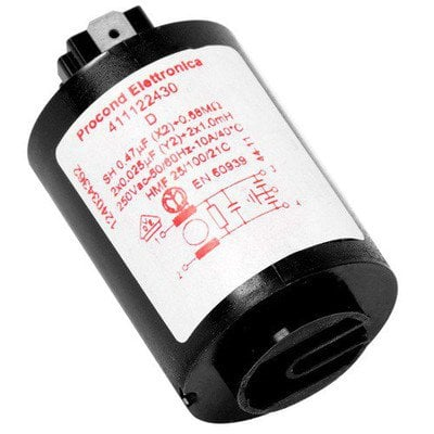 Filtr przeciwzakłóceniowy do pralki Electrolux- zamiennik do 1240343622