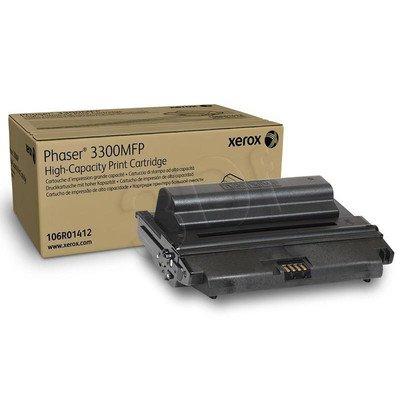 XEROX Toner Czarny 106R01412=Phaser 3300MFP, 8000 str.