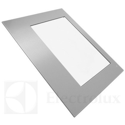 Zewnętrzna szyba drzwi piekarnika wykonanych ze stali nierdzewnej (3874970027)