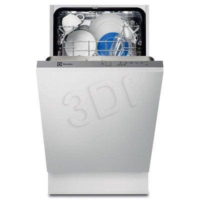 Zmywarka do zabudowy ELECTROLUX ESL 4200LO (45 cm, panel zintegrowany)
