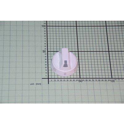 Pokrętło białe 6 funkcji piekarnika E454.00/09.5672.00-3 270 stopni (9042740)