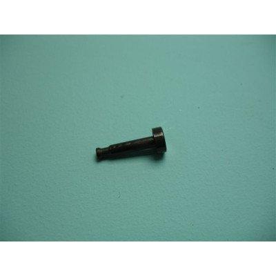 Przycisk zegara Te wklęsły - brązowy 20 mm (8018733)