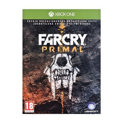 Gra Xbox ONE Far Cry Primal Collector