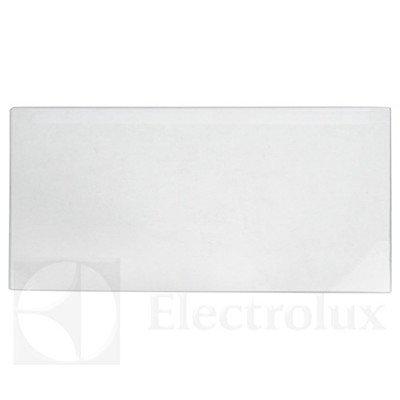 Półka szklana nad pojemnik 480x230 mm (2060798044)