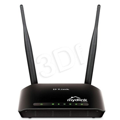 D-LINK DIR-605L WiFi N 300 Cloud Router xDSL