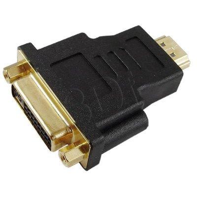 AKYGA ADAPTER DVI 24+5 F DUAL LINK / HDMI M AK-AD-02
