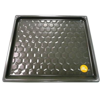 Blacha do pieczywa 37.5x43 cm - szara (9040974)