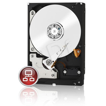 HDD WD RED 1TB WD10EFRX SATA III 64MB