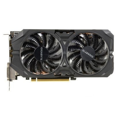GIGABYTE AMD Radeon R9 380 4096MB DDR5/256bit DVI/HDMI/DP PCI-E (990/5700) (wer. OC - Gaming) (wentylator WindForce II)