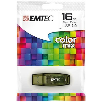 EMTEC FLASH C410 16GB USB 2.0