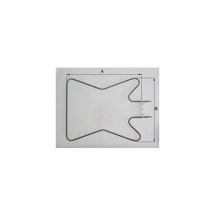 Grzałka - kuchnia Wrozamet 230V,900W (01.451)