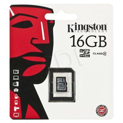 KINGSTON MICRO SD SDC4/16GBSP