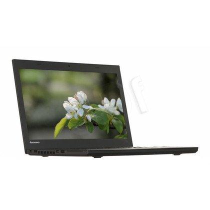 """LENOVO ThinkPad T450 i7-5600U 8GB 14"""" FHD 256GB HD5500 Win7P W10P Czarny 20BV004VPB 3Y"""