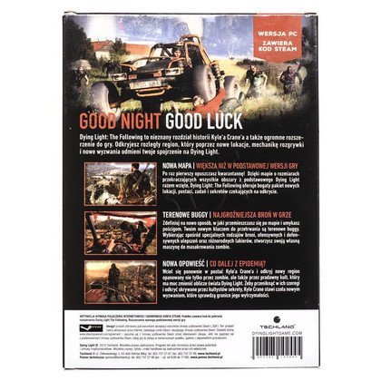 Gra PC Dying Light: The Following