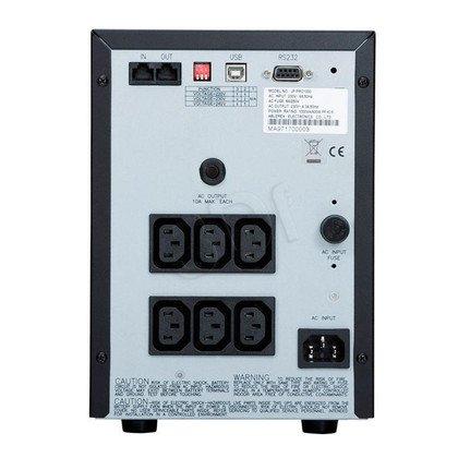 UPS LESTAR TSP- 1100 1000VA SINUS LCD 6XIEC