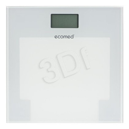 Waga łazienkowa Ecomed PS-72E 23510 (biała)
