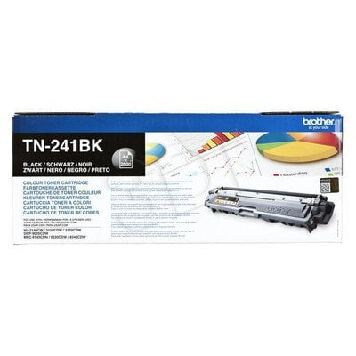 BROTHER Toner Czarny TN241BK=TN-241BK, 2500 str.