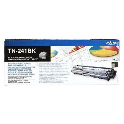 BROTHER Toner Czarny TN241BK=TN-241BK, 2500 str.
