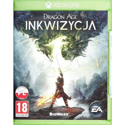 Gra Xbox ONE Dragon Age Inkwizycja