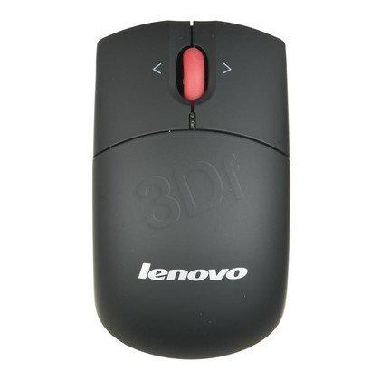 LENOVO Zestaw bezprzewodowy klawiatura i mysz laserowa Ultraslim Plus czarny