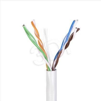TELEGARTNER kabel U/UTP kat.5e PVC 305m 4x2xAWG24/1 szary